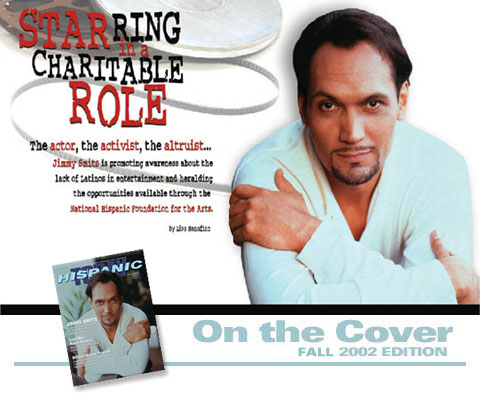 Jimmy Smits Cover