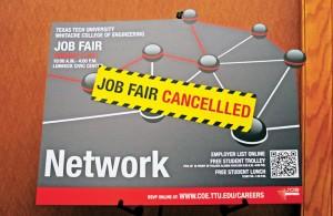 Cancelled Job Fair