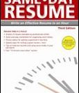 Same-Day Resume, Third Edition