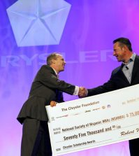 Chrysler Foundation Supports NSHMBA