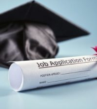 Graduation looming? Better start job hunting!