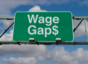 Significant pay equity gaps are still a problem