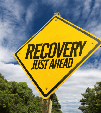 recovery is slow for Hispanic women